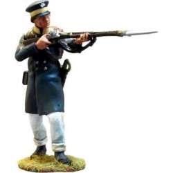 NP 285 Prussian Landwehr standing firing