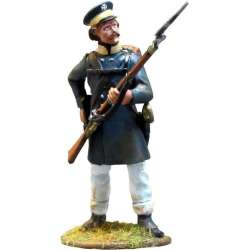 NP 286 Prussian Landwehr de pie cargando 1