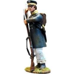 Prussian Landwehr de pie cargando 2