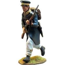 Prussian Landwehr cargando 2
