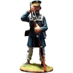 NP 423 toy soldier prussian landwehr grossbeeren cargando 1