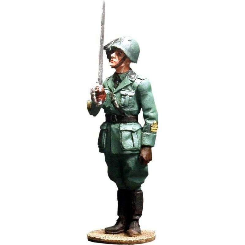 WW 027 Oficial bersagliere italiano 1940