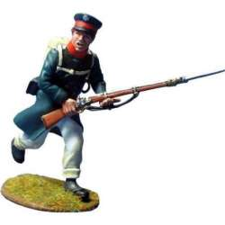NP 352 toy soldier east prussian landwehr charging 1