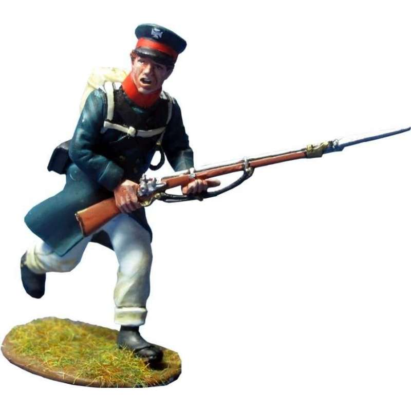 East Prussian Landwehr charging 1