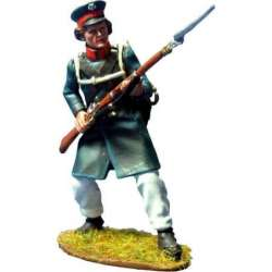 NP 354 toy soldier east prussian landwehr standing 1