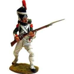 NP 469 Italian Royal guard grenadier at attack