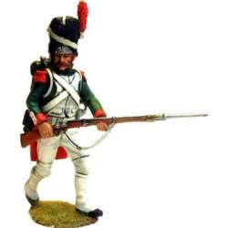 NP 470 toy soldier italian royal guard grenadier march attack