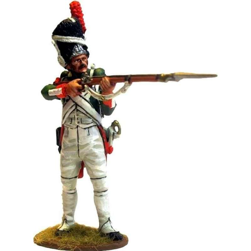 NP 472 Granadero Guardia Real italiana de pie disparando 2