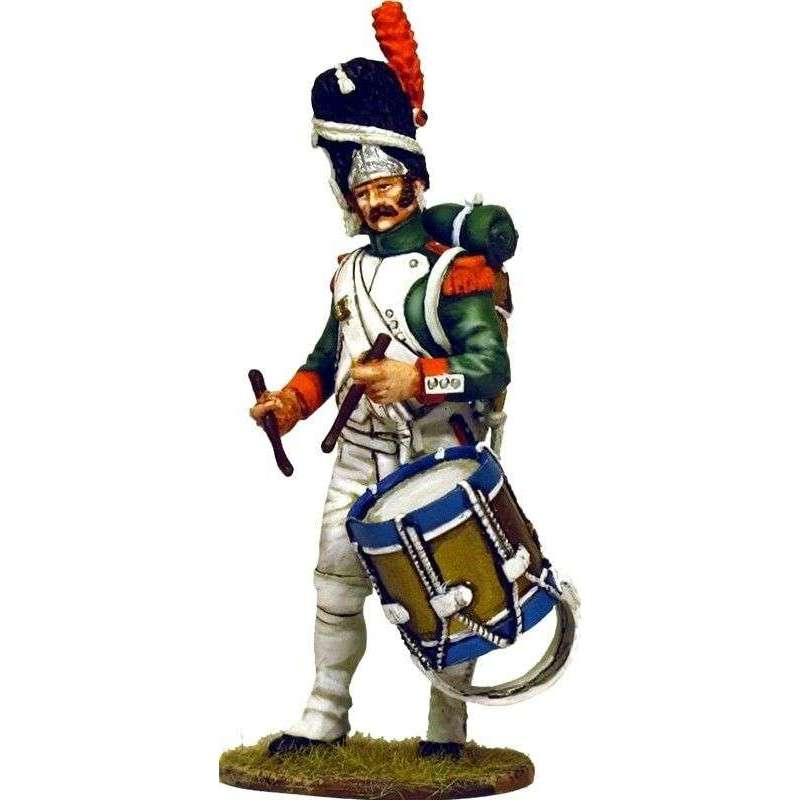 NP 506 Tambor Granadero Guardia Real italiana