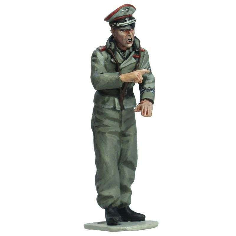 Self propelled artillery officer 1942