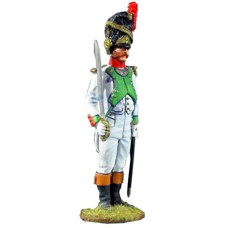 NP 426 Oficial Quinto de infantería de línea del Reino de Italia