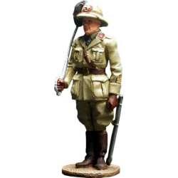 WW 030 Toy soldier bersagliere officer 1940