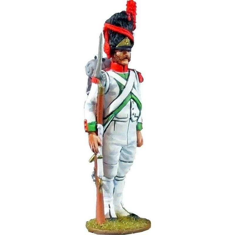 Soldado Quinto de infantería de línea del Reino de Italia
