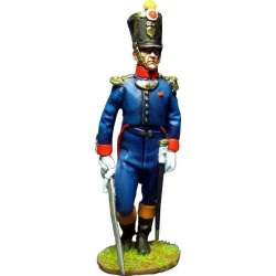 Kingdom of Naples Dinapoli regiment officer