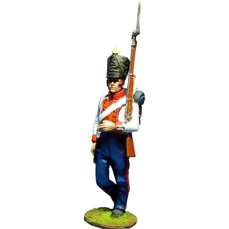 Kingdom of Naples Dinapoli regiment private