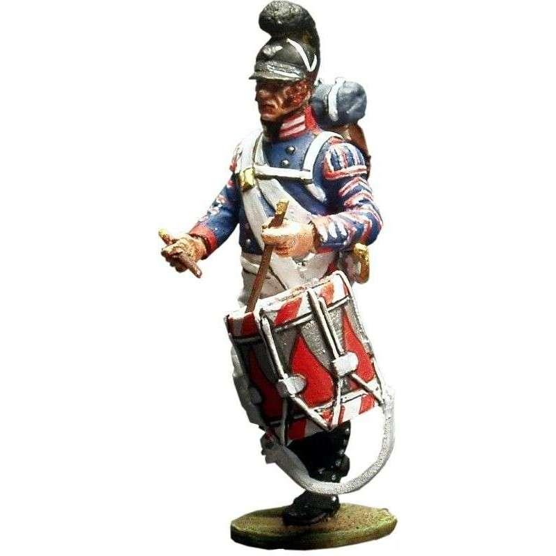 Tambor Regimiento de la guardia de Baden