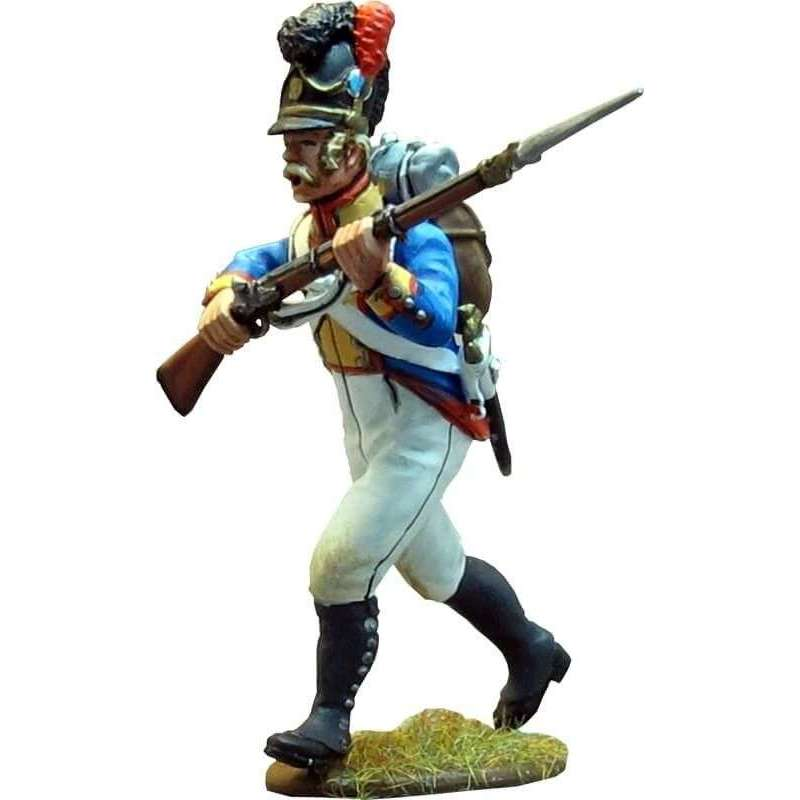 Bavarian 4th line infantry regiment private charging 1