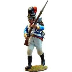 NP 272 toy soldier soldado regimiento 4 infantería línea bávaro 5