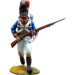 NP 273 Bavarian 4th line infantry regiment charging 3