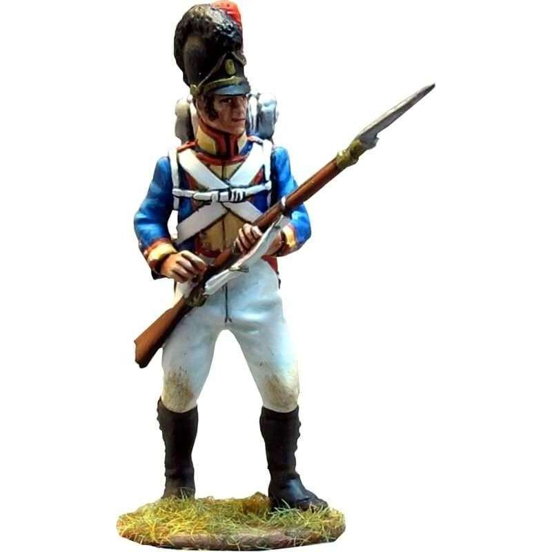 Bavarian 4th line infantry regiment private standing 1