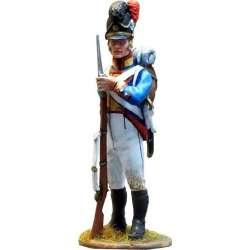 Soldado Cuarto regimiento infantería línea bávaro de pie 2