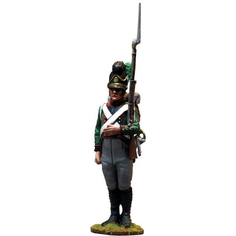 Soldado Tercer regimiento infantería ligera bávaro