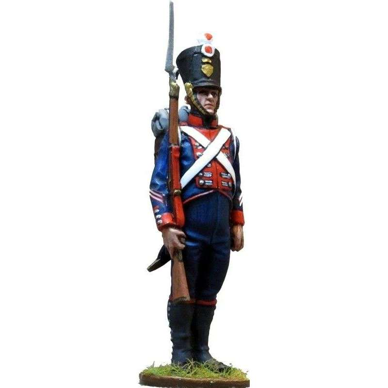 NP 253 Sargento Regimiento de la guardia Hesse-Darmstadt