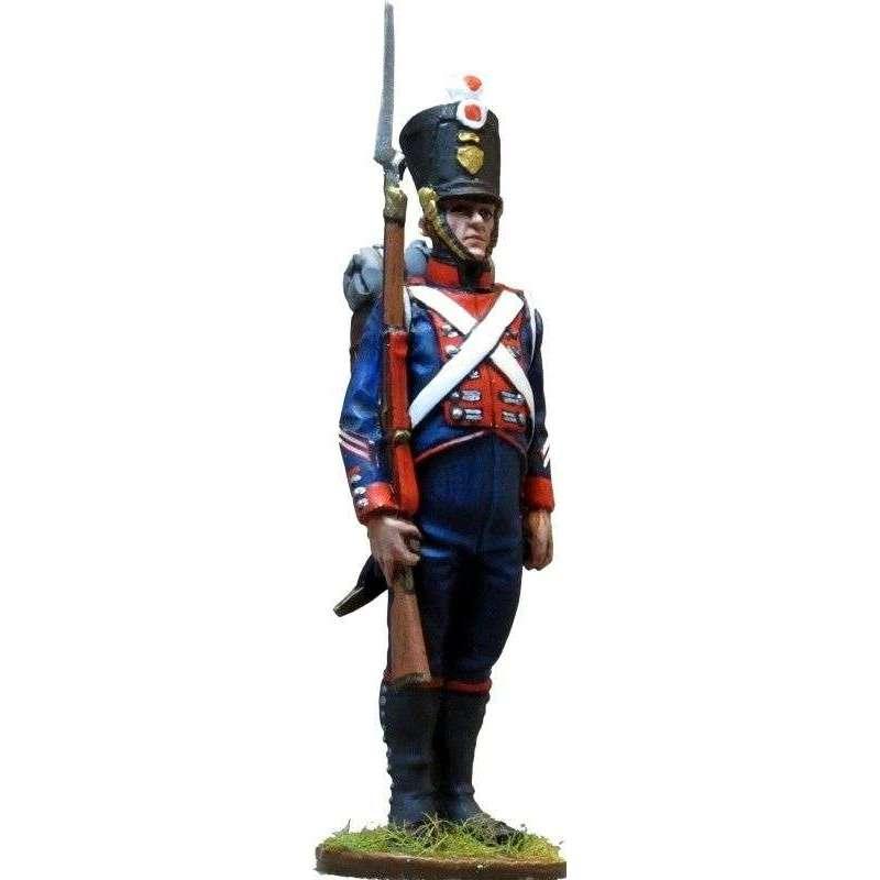 Sargento Regimiento de la guardia Hesse-Darmstadt