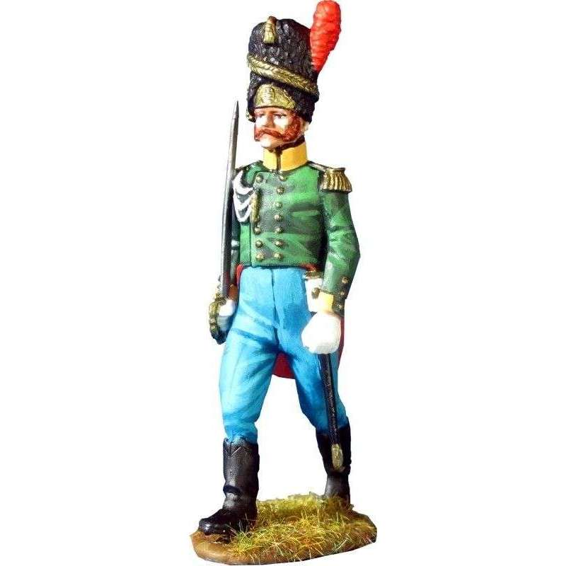NP 381 Saxe-Coburg grenadiers officer
