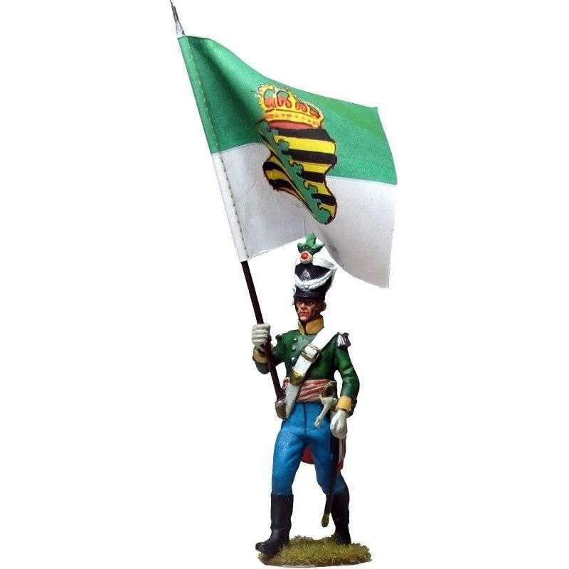 NP 592 Bandera Sajonia-Coburgo