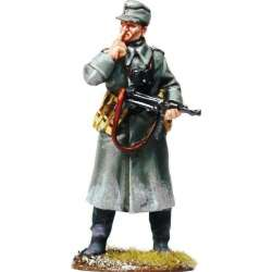 WW 037 toy soldier sargento wehrmacht invierno