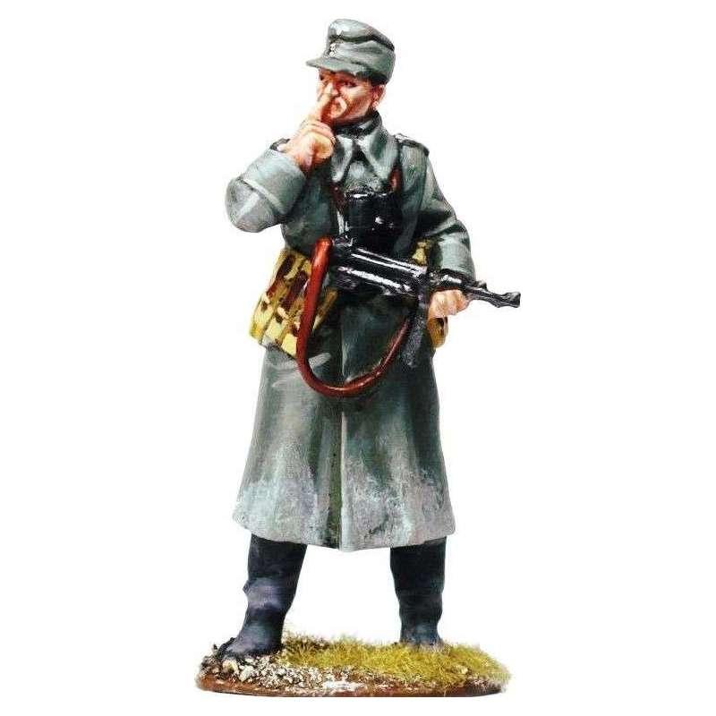 Sargento Wehrmacht invierno