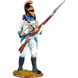 NP 367 toy soldier lindenau 1805 recargando 2
