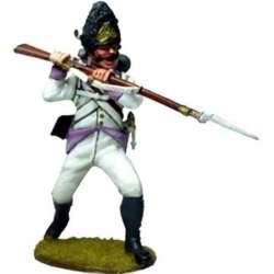 50th regiment Stein 1809 al ataque