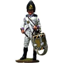 NP 629 Tambor 50th regiment Stein 1809