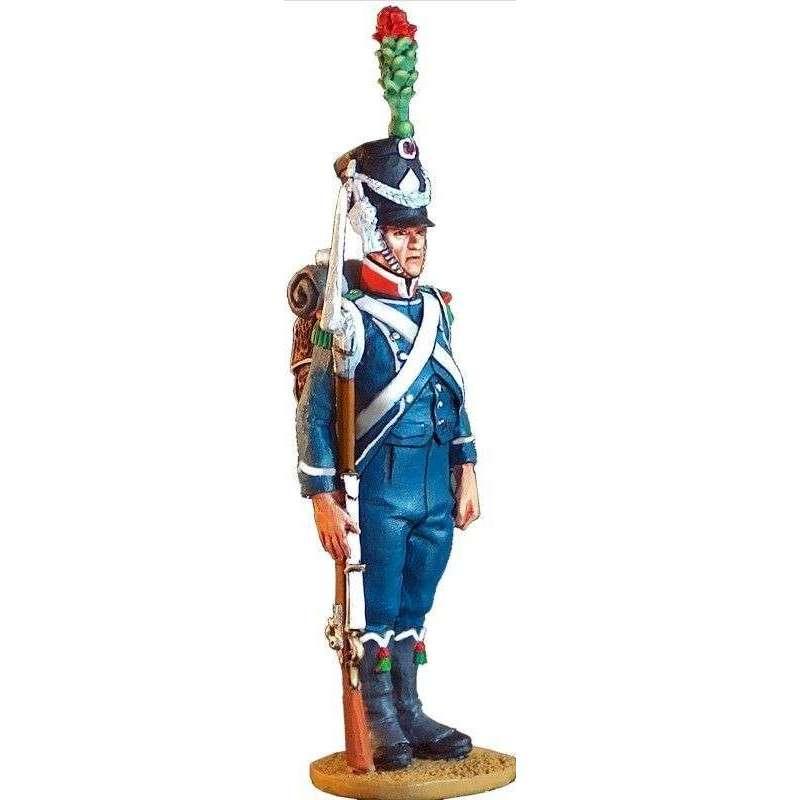 Regimiento cazadores 9º infantería ligera 1809