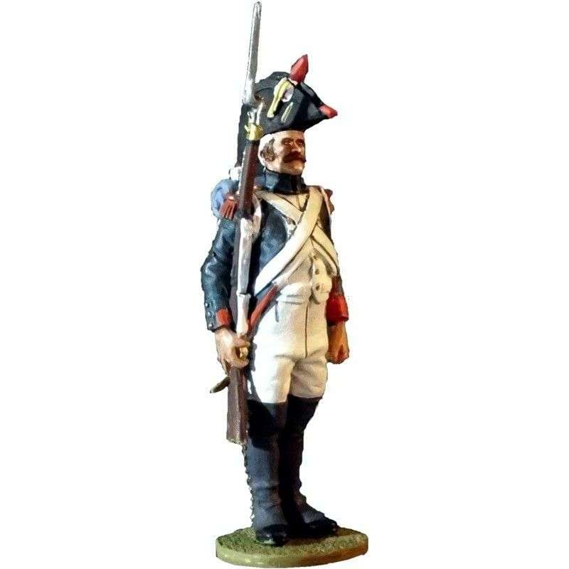 NP 029 Granadero guardia imperial francesa uniforme servicio