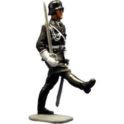 WW 051 toy soldier LAH officer