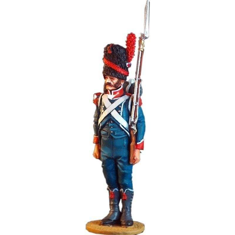 French light infantry carabiniers 1809