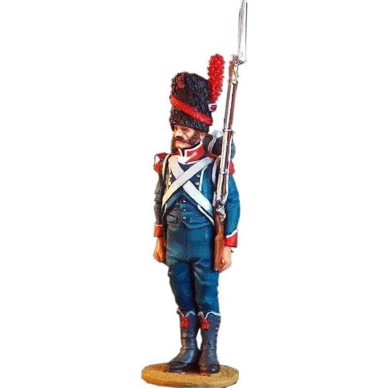 Carabinero infantería ligera 1809