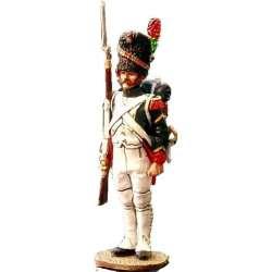 Sargento cazadores guardia imperial francesa