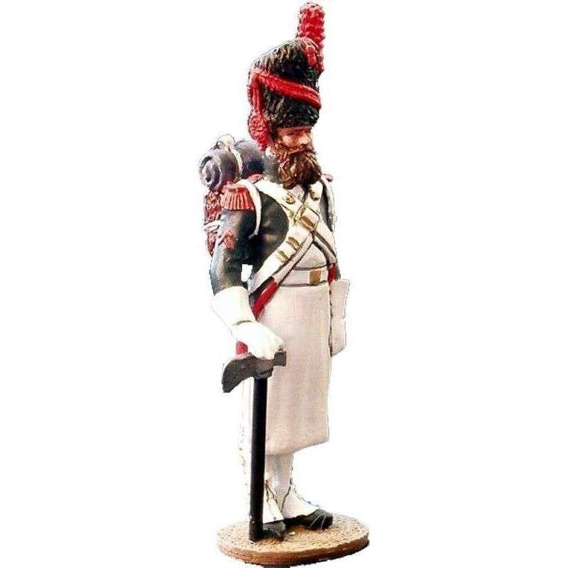 Zapador granaderos guardia imperial francesa