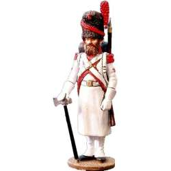 NP 073 French imperial guard 3rd grenadiers regiment sapper