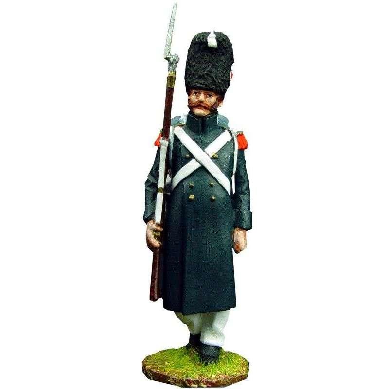 NP 118 Sargento cazadores guardia imperial francesa