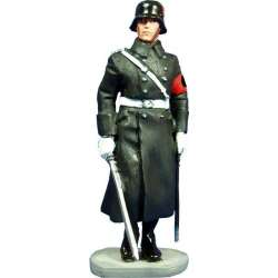 WW 054 toy soldier leibstandarte invierno uniforme gala