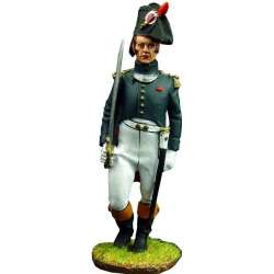 NP 120 toy soldier guard chasseurs officer