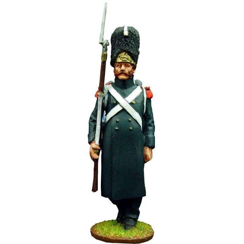 NP 126 Sargento granaderos guardia imperial francesa
