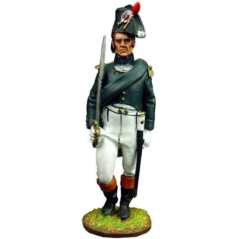 NP 128 Oficial granaderos guardia imperial francesa