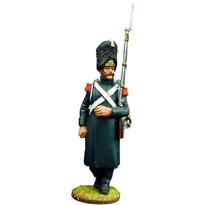 NP 129 Soldado 1 granaderos guardia imperial francesa