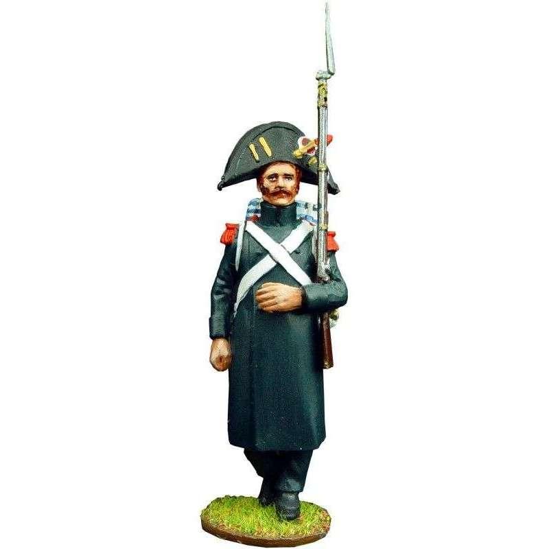 Soldado 2 granaderos guardia imperial francesa